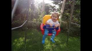 Adaptable Baby Swing Seat