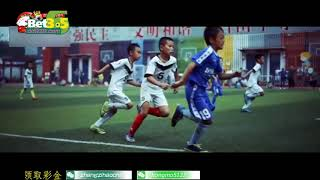 Gambar cover 中国足球小将高清画面集锦!你听,这好像是足球梦想的声音啊!