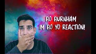 Bo Burnham I'm Bo Yo | REACTION + THOUGHTS