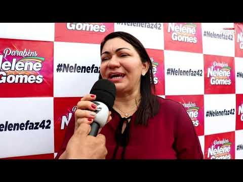 ANIVERSÁRIO DE NELENE GOMES