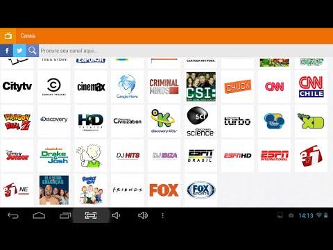 Aplicativo IPTV Brasil  Para assistir canais de tv no android !