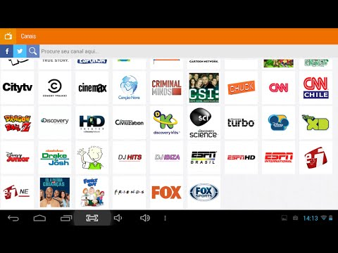 assistir tv smartphone android