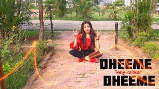 Dheeme Dheeme   Tony kakkar ft. Neha sharma  best song 2019  dance team choreography☺️☺️