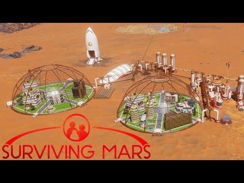 [7] Population Boost | Surviving Mars