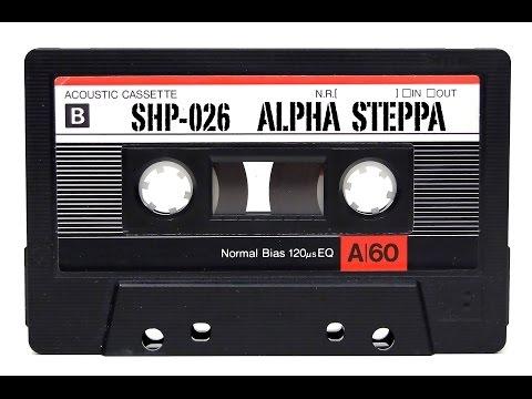 SHE.26 / ALPHA STEPPA