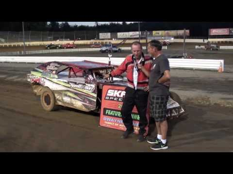 Skagit Speedway Highlights 08 13 2016