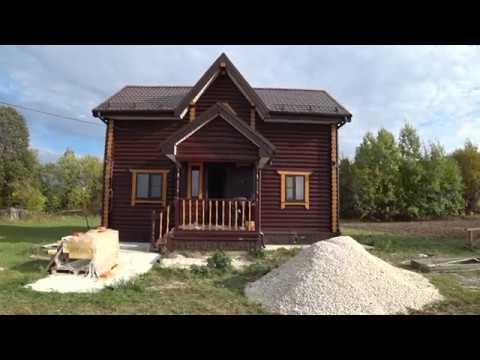 Строим камин в деревянном доме..