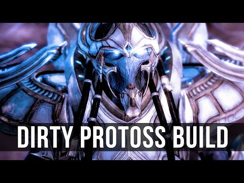 StarCraft 2: Legacy of the Void - Dirty Protoss Build Order!