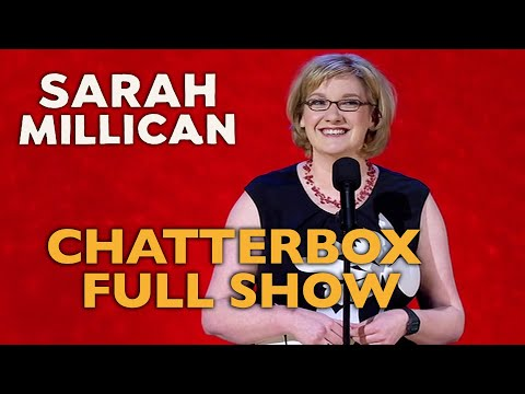Chatterbox (2011) FULL SHOW | Sarah Millican