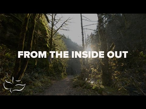 From The Inside Out | Maranatha! Music (Lyric Video)