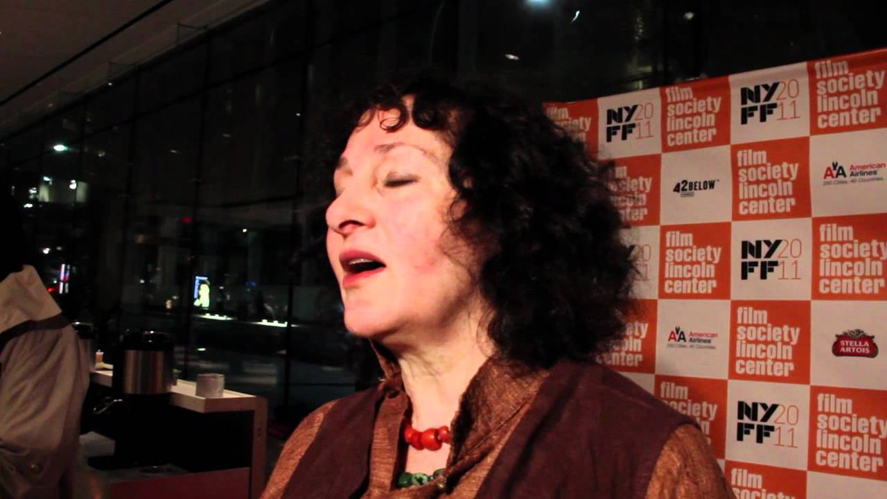 Susan Ray at the 49th New York Film Festival