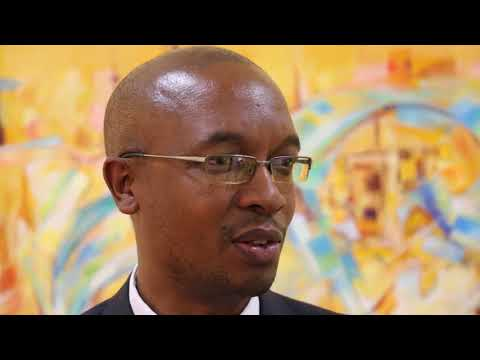 Declaration of Parks Tau in 4th World Forum of Local Economic Development celebrated in Cabo Verde