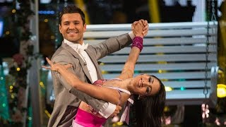Mark Wright & Karen Hauer Viennese Waltz to 'I Got You Babe' - Strictly Come Dancing: 2014 - BBC One