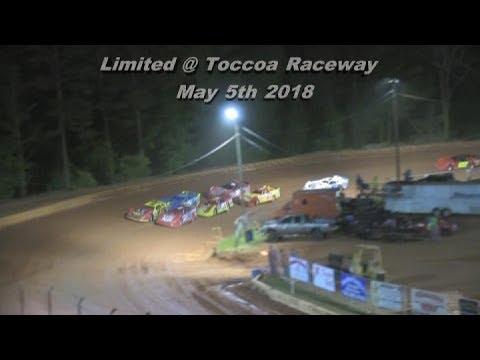 Limited Main @ Toccoa Raceway May 5th 2018