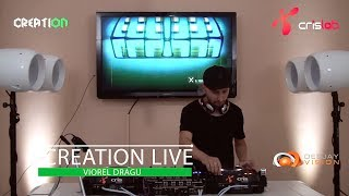 Viorel Dragu @ CrisLab Studio Bucharest - We Are Creation 21.05.2017