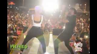 Amber Rose & Machel Montano doing it Like A Boss for Trinidad Carnival 2015