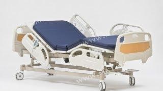 Медицинская кровать электрическая FS 3239 WZF4 для интенсивной терапии(Подробнее ознакомиться с характеристиками кровати вы можете на нашем сайте http://www.met.ru/goods/2690/. Функциональна..., 2013-06-14T07:42:38.000Z)