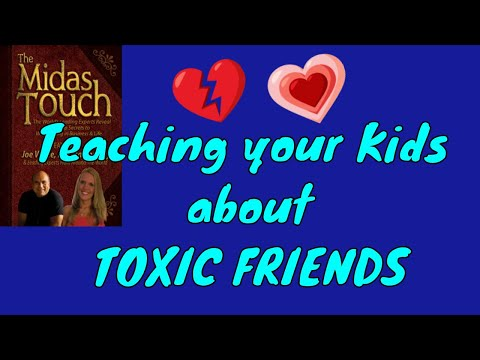 How and What to Teach Kids and Teens about TOXIC friends