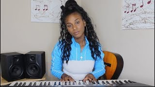 Jhené Aiko - Triggered freestyle (Cover) SHAYLIN SESSIONS