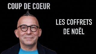 (LIVRE) La chronique de Gérard Collard - Les coffrets de Noël