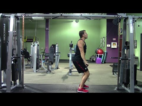 beginner upper body workout in the gym  hasfit easy upper