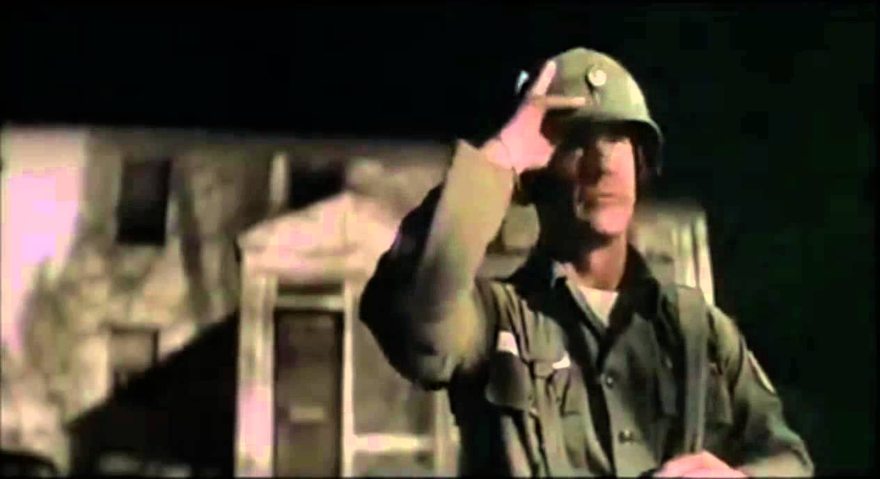 Trailer Cuando éramos soldados- Español