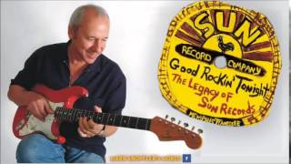 Mark Knopfler feat J. Holland, S. Moore, and DJ Fontana - Rock N Roll Ruby - Good Rockin