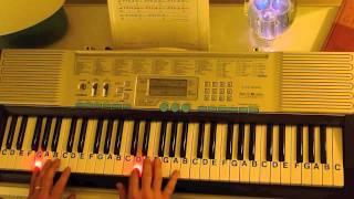 How to Play ~ Young Wild & Free ~ Wiz Khalifa, Snoop Dog & Bruno Mars ~ LetterNotePlayer ©