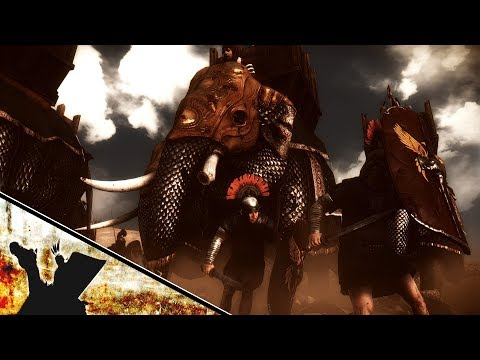 Epic Siege Battle - Sassanid Empire VS Rome