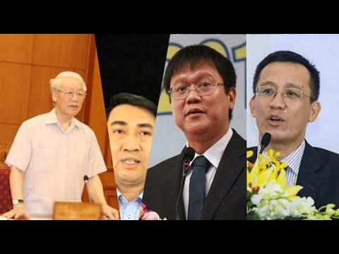 """Bí ẩn triều đại N.P Trọng: Vì sao TS Bùi Quang Tín, Thứ trưởng Lê Hải An phải """"biến mất"""" ?"""