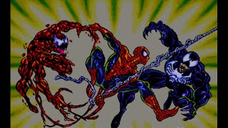 SNES Playthrough 01 | The Amazing Spider-Man: Lethal Foes (English Patch)