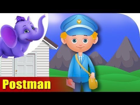 Postman - Rhymes on Profession
