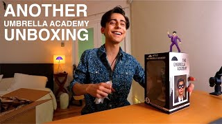ANOTHER UMBRELLA ACADEMY UNBOXING