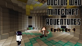 Doctor Who Minecraft Adventures Ep.4: Artificial Intelligence