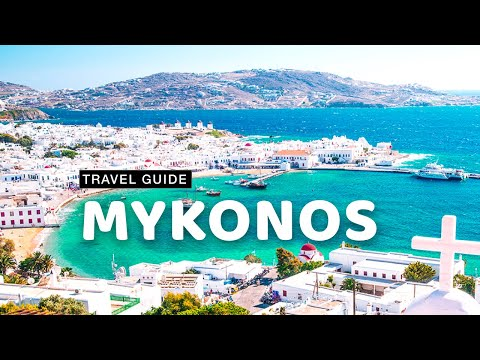 Mykonos Greece Travel Guide 2021 | Top Things To Do