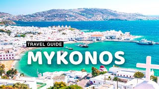 Mykonos Greece Travel Guide 2019  | Top Things To Do