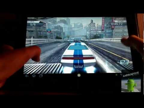 Need for Speed Most Wanted для Android. Обзор от ANDROIDISHE reviews