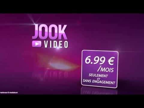 """Vidéo  """"Jook Video"""".(Voix souriante Dynamique"""")."""