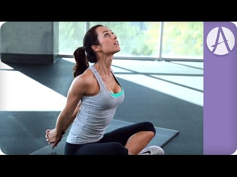 Upper Body Dynamic STRETCHING | Autumn Fitness