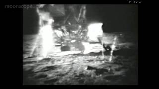 "MOONSCAPE (Documentary) Part 11 - ""PLSS Jettison"""