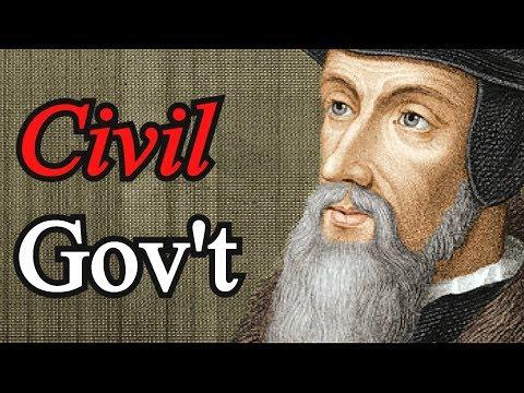 Of Civil Government - John Calvin / Institutes