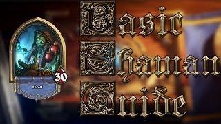 Hearthstone Basic Shaman Guide [German HD]