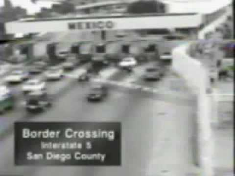 Pete Wilson 1994 campaign ad on illegal immigration