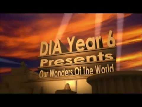 Our Wonders Of The World - Dubai International Academy Year