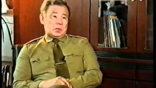 Генерал-лейтенант Жансен Кереев. Документальный фильм