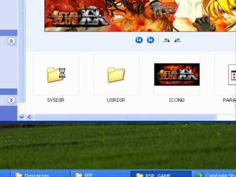 juegos para psp version 5.00m33