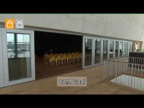 Muziekgebouw aan 't IJ Locatie.tv