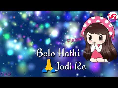 Sorry Sorry Bolu Hath Jodi Re Lovely Hindi Status ❤️❤️❤️❤️