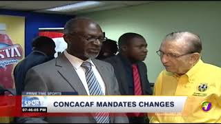CONCACAF Mandates Changes to Local Football (TVJ Sports News)  FEB 21 2019