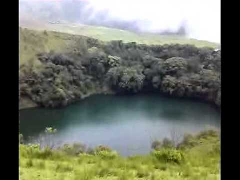 Cameroon: The Muanengouba Twin Lakes